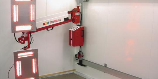 Infrarot-Trocknungs-System